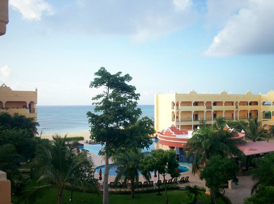 The Royal Haciendas, All Inclusive, All Suites Resort: A view from our room