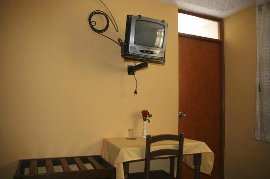 La Posada del Colca: TV