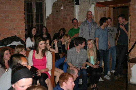 The Dancing Eesti: peopleeee
