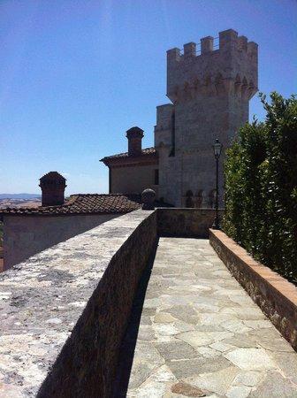 Castello delle Serre: Beautiful!