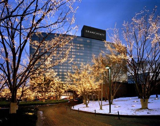 Grand Hyatt Seoul- Exterior