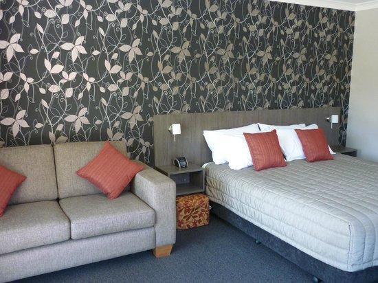 Invercargill TOP 10 Holiday Park: Studio Motel