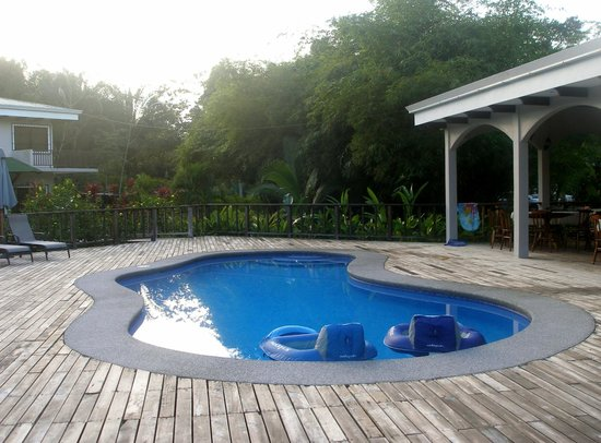 Villas Tranquilas: pool