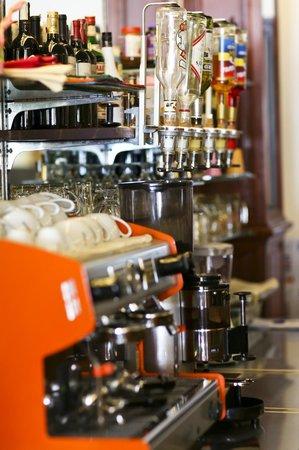 Golden House International: Coffee Bar