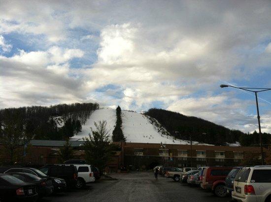 Wisp Resort: The slopes
