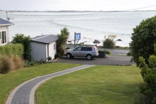 Riverton Beachfront Bed & Breakfast: View of the Bay from our window