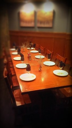 GrillSmith: Private Dinig rooms for Private events