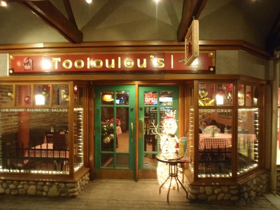 Tooloulou's : Tooloulous Banff - Take your appetite