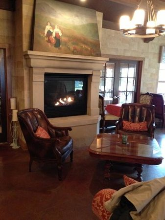 Mirbeau Inn & Spa: lobby