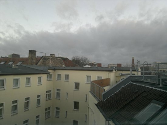 Mercure Hotel Berlin Mitte : View