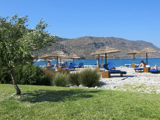 Blue Palace, a Luxury Collection Resort & Spa, Crete: Beachside