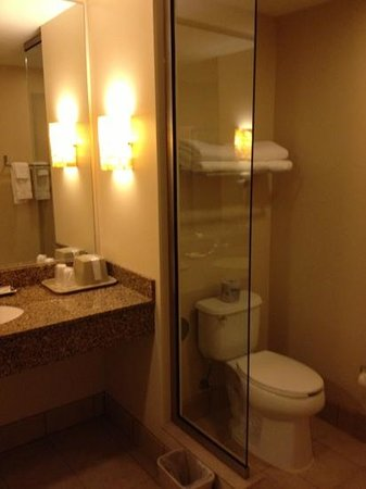 Legendary Waters Resort & Casino: Bathroom