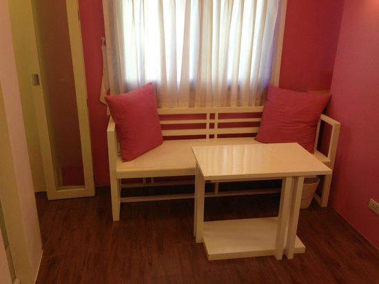 Budacco: Sitting Area (Small Living Room)