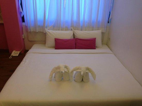 بوداكو: Bed Area 