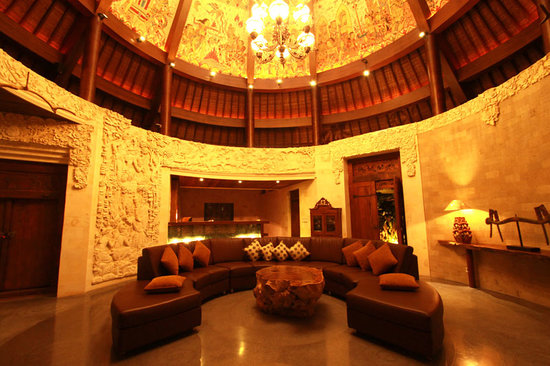 Villa Arya Ubud : Lobby