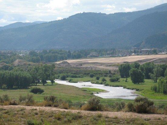 Days Inn Rawlins: Wyoming Landscape