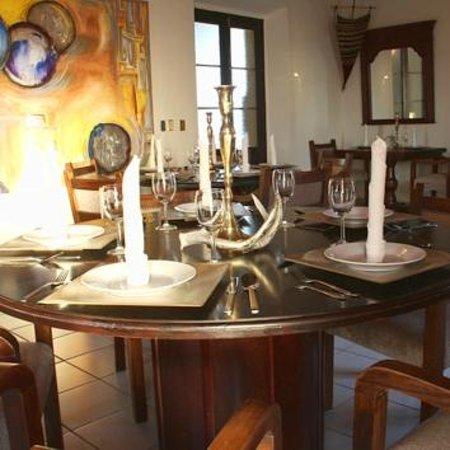Bonifacio's Barra Gourmet: salon privado