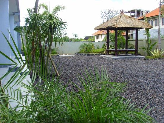 Jonsen Homestay: garden