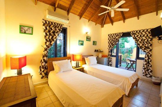 La Terrasse Inn: Room N°3