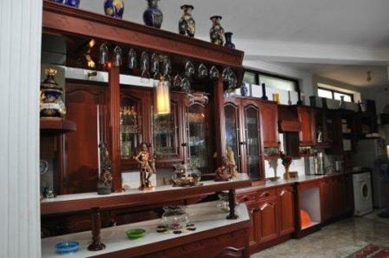 Kandy Greenview Hotel: bar