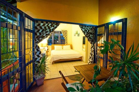 La Terrasse Inn: Room N°4