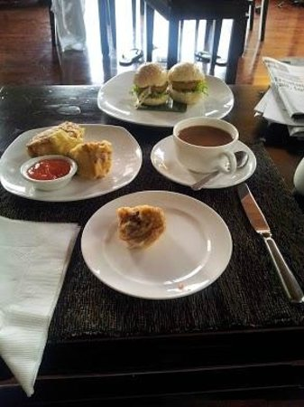 Kayumanis Ubud Private Villa & Spa: Afternoon Tea