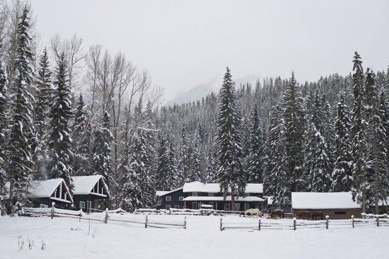 بيفيرفوت لودج: Main Lodge & Cabins 