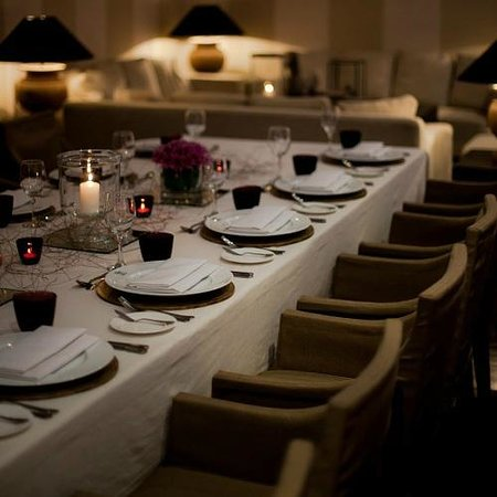 Paradise Road Tintagel Colombo: The Private Dining Room