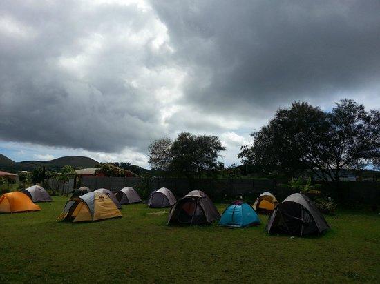 Camping Tipanie Moana: Camping