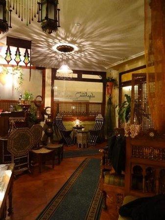 Interior Picture Of Alqahira Rincon De Oriente Toledo TripAdvisor