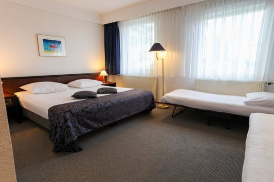 Hotel Herbergh Amsterdam Airport: king size room