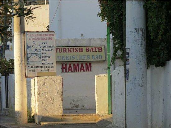 Historic Bardakci Hammam