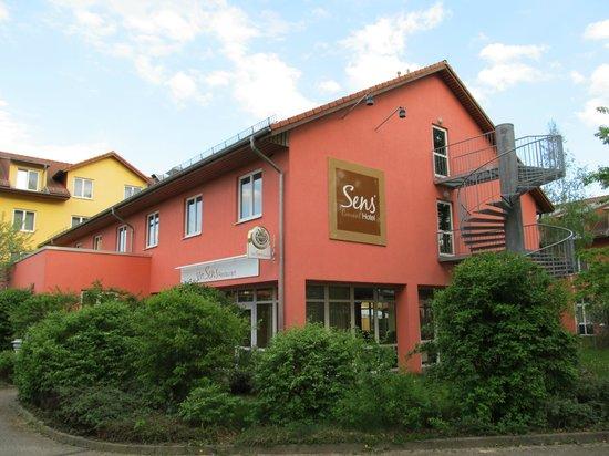 SensConvent Hotel Michendorf : Außenansicht