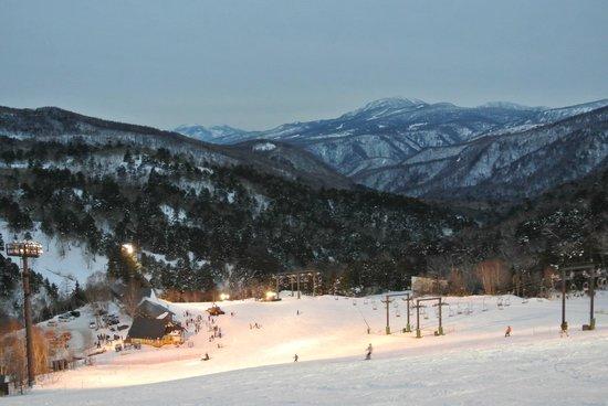 Manza Onsen Ski Place