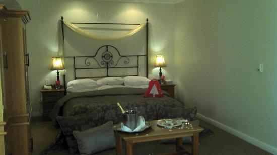 Zevenwacht Country Inn : Honeymoon suite