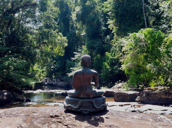 Ko Kut, Thailand: spiritual protection
