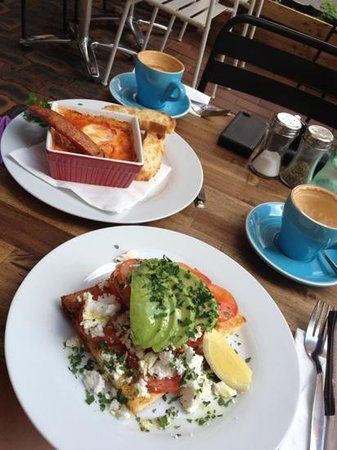Little Lane Espresso: Breakfast is amazing!!!