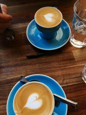 Little Lane Espresso: Allpress Coffee