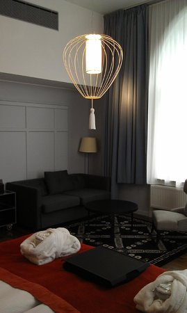 Scandic Grand Central: room