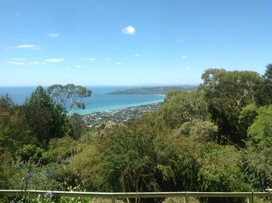 Arthurs Views :                   amazing views balcony