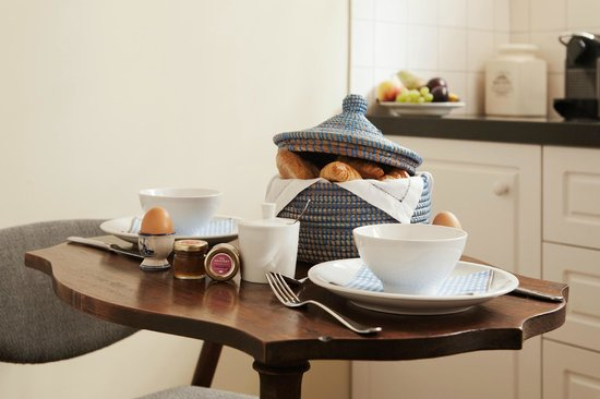 The Weavery Boutique Bed & Breakfast: Breakfast