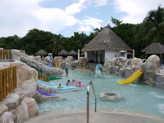 Sandos Caracol Eco Resort: Aquapark