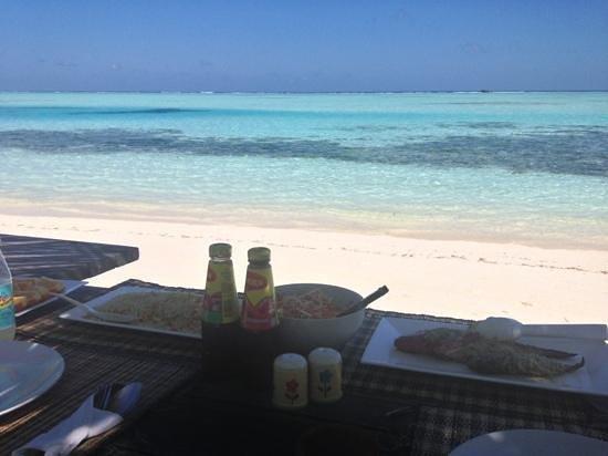 Ifja Inn: picnic island
