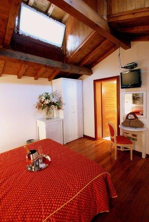 Ca' Doge: Double room Canton del Doge - annex