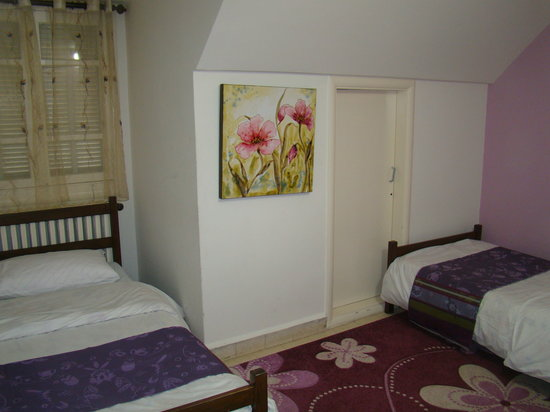 Auberge Beity: twin room