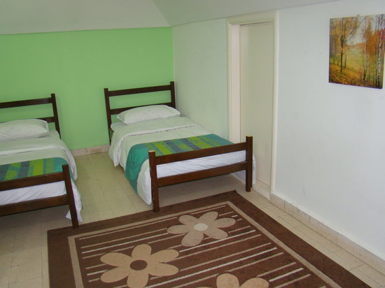 Auberge Beity: triple room