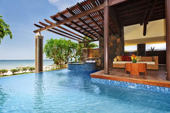 โรงแรมอังศนาบาลัคลาวา: Beach Villa