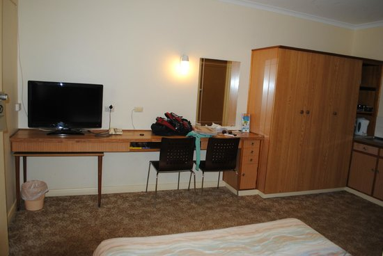 Acacia Ridge Motor Inn : double room