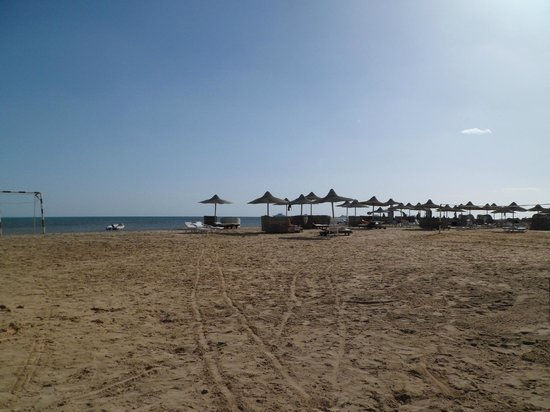 Le Mirage Moon Resort Marsa Alam: spiaggia