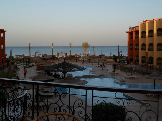 Le Mirage Moon Resort Marsa Alam: visto reception
